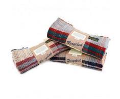 Manta de lana de picnic - colores surtidos