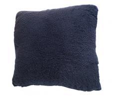 Cojín antiescaras Sanitized con forma cuadrada | Máxima comodidad y confort | Prevención de las úlceras por presión | Alivio del dolor y reducción de la presión | Color azul marino | Medidas: 44 x 44 x 11 cm
