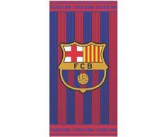Azulgrana 70 x 140 cm Fc Barcelona Toalla 100/% Algod/ón