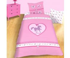 CTI 39997 - Coleccion de ropa de cama infantil, color rosa