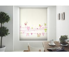 Blindecor Estor enrollable translúcido digital, Infantil,W-I-27276, 150X180 cm