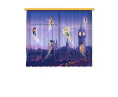 AG Design Cortina de diseño AG FCC xl 6314/cortinas decorativo Disney Fairies