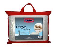 Dodo 60080.406 - Almohada ergonómica de látex (40 x 60 cm)