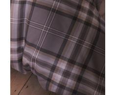 Catherine Lansfield Kelso - Juego de sábanas + bajera, para cama de 150 cm