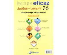 Tejemaneje y Estropajo Juego Lectura (Castellano - Material Complementario - Juegos De Lectura) - 9788421649763