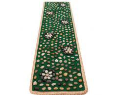 De la roca EliteShine de la cocina de masaje para la alfombra de conjunto de Yoga con esterilla del dormitorio del pie estera de la y masajeador de espalda