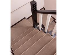 Alfombrillas de Escalera Doormat Escalera antideslizante a Stair Mat Alfombras de mesa Alfombra Tienda ( Color : C , Tamaño : 64*64cm )