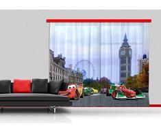 Diseño AG FCC xxl cortina de 4000/cortinas decorativo Disney Cars