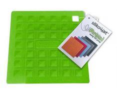 Silikomart 70.199.62.0001 - Miss Hot Agarrador ACC071 de silicona verde