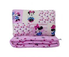 Minnie Fantasy - Colcha y protector para la cuna, diseño de Disney