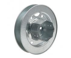 Wolfpack 5250120 - Disco Persiana Metalico. Espiga Metalica. 150x60 Cinta 22 mm.