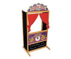 Melissa & Doug - Teatro de marionetas (12530)