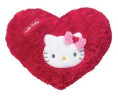 """Jemini 711 393 - Hello Kitty almohada """"corazón"""", la versión 4 surtida, pre-selección es posible"""