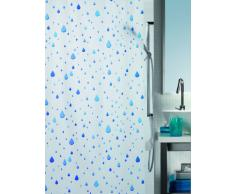 Modian 10.1304 - Cortina De Baño Waterdrop Blue