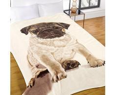 Dreamscene Manta, diseño de Animal, Doble, 200 x 240 cm