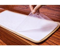 Pisada de escalera Yinbei alfombras antideslizantes - alfombras - 65,02 cm x 24,89 cm verde