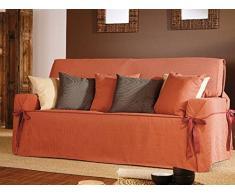 LaNovenaNube - Funda sofa PLUS 3 plazas color Azul