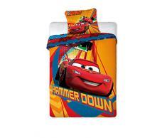 Original Disney Pixar Cars ropa de cama 160 x 200 Öko Tex nuevo algodón