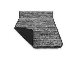 Alfombra Cocina goma antideslizante maremosso gris – cm. 55 x 140