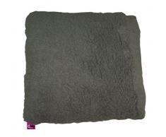 Cojín antiescaras Sanitized con forma cuadrada | Máxima comodidad y confort | Prevención de las úlceras por presión | Alivio del dolor y reducción de la presión | Color gris | Medidas: 44 x 44 x 11 cm