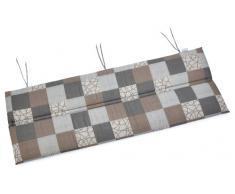 Kettler 0309011-8713 - Cojín para banco (aluminio), color marrón
