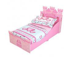 KidKraft 77004 Ropa de cama infantil estilo adorable Princesa