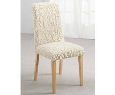 SCHEFFLER-HOME Nena Fundas de sillas 2 piezas, estirable Cubiertas de la sillas, Spandex Protecdor moderna slipcover, Cubierta de la silla de la decoración de la tela lycra con banda elástica para un ajuste universal, bielástico