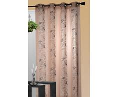 HomeMaison.com HM69807170 - Cortina, 140 x 240 cm, color beige