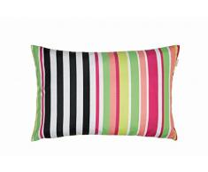 Reloj de pulsera para cuarto de baño De colour verde - Funda de almohada decorativa de colour rosa 38 x 58 cm