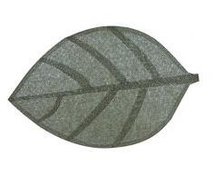 Novastyl 8010405 juego de brocas de 12 juego de manteles individuales de tela gris 45 x 30 x 0,18 cm