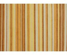 Atenas Home Textile Ibiza - Mantel antimanchas rectangular, 50% algodón, 50% poliéster, 160 x 200 cm, color amarillo
