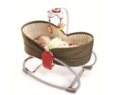Tiny Love T00010 - Cuna balancín convertible con móvil para bebé (función de vibración y música)