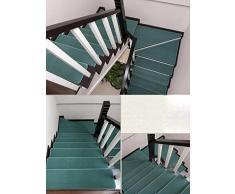 Alfombrillas de Escalera Doormat Escalera antideslizante a Stair Mat Alfombras de mesa Alfombra Tienda ( Color : D , Tamaño : 75*75cm )