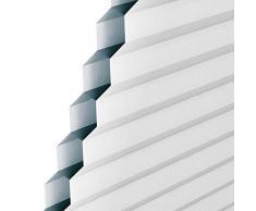 Original VELUX estor plisado estructura de panal de abeja Mydeco DuoLine careta de seguridad para FHC M04 1047/Negro Unisex ideal para GGL de la GHL GPL M04, 304 GTL raíles guía de aluminio/FHC M04 1047S
