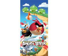 ANGRY BIRDS para móvil con diseño de sala de playa toalla SAUNA 75 x 150 cm nuevo WOW © by ALL-IN-ONE-OUTLET-24