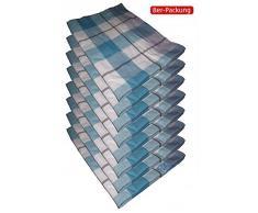 8 x 50 x 70 paño de cocina algodón paños de cocina toalla de mano toalla