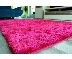 Alfombra de peluche compra barato alfombras de peluche for Alfombras comedor amazon