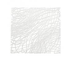 Koziol Silk B1 Decoración, Separación de Ambientes, Cortina Decorativa, Blanco, 1123525