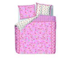 PIP STUDIO 26000810047 - Coleccion de ropa de cama infantil, 260x240, color rosa