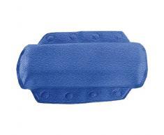 Kleine Wolke 0221720008 Arosa - Cojín para cuello (32 x 22 cm), color azul