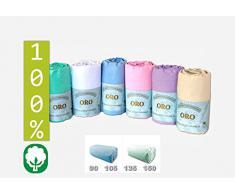 Sábana Bajera Ajustable 100% Algodón TEXTURAS ORO Cama 150 (BEIGE)