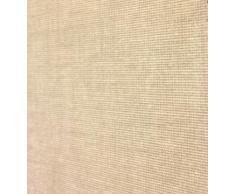 Mantel antimanchas Olimpia 50%algodón 50%poliéster, resinado y con Teflón de Dupont® - 100x150 - Liso arena