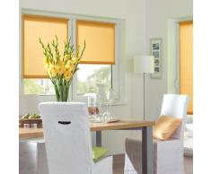 Gardinia 10012504 Easyfix - Estor para colocar en ventana (60 cm x 150 cm), color naranja