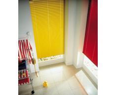 Gardinia 10007320 - Persiana (aluminio, 110 x 175 cm, láminas de 25 mm), color rojo