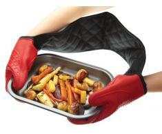 Master Class MCDBSILGLOVE - Guante de cocina para horno