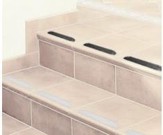 Kara Grip Pro HD Bietischuh-Shop Interior Escaleras 18,3 lfm rollo 5 cm transparente, también para perro y niño. En lugar de alfombrillas para OD. Escalera Alfombra como antideslizante obstaculizantes, strumpffreundlich autoadhesivo