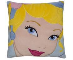 Disney Princess 15042 - Cenicienta - Cojín estampado (33 x 33 cm)