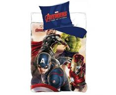 Funda nordica Los Vengadores Marvel Age of Ultron 150x220cm