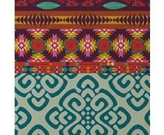 Costura Bogona - Juego de sábanas para cama de 135 cm