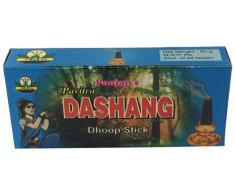 Aargee Dashang Dhoop - Varillas de incienso, multicolor